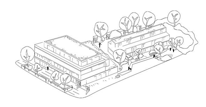 Plan Van Houtte Park